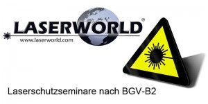 Lehrgang Laserschutzbeauftragter nach BGV-B2